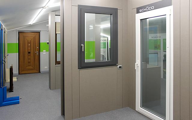 Showroom serramenti re fra di renzetti gianni pescara - Showroom porte e finestre ...